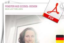 Descarca brosura Rehau ECOSOL Design