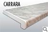 CARRARA - Glaf interior PVC
