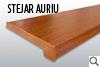 STEJAR AURIU - Glaf interior PVC