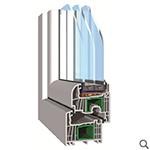 Profile termopan 7 camere - SALAMANDER Streamline 76