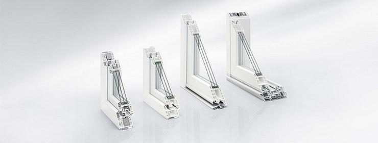 Familia de profile Rehau Geneo, ferestre, usi, usi cu ridicare