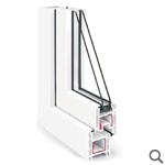 Profile termopan 3 camere - REHAU Euro Design 60
