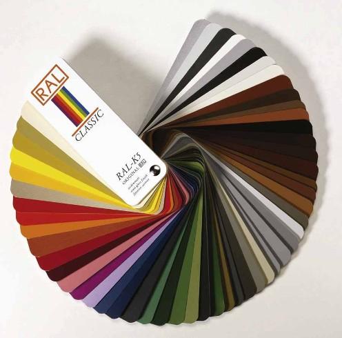 Folie decorativa - Culori RAL