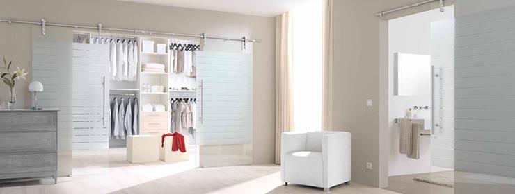 Sistem Dorma Manet Concept - pentru usi de interior glisante